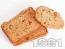 Рецепта Средиземноморски хляб за хлебопекарна